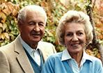 Wendell and Barbara Marshall