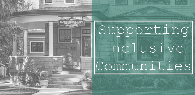ICF: Supporting Inclusive Communities