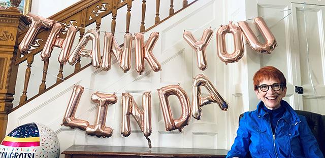 Linda Retires